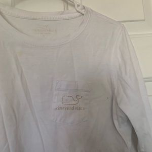 Vineyard Vines long sleeve sleeve tee